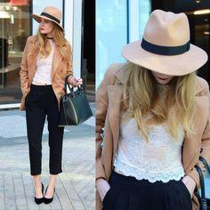 Sydney H. - Street Style