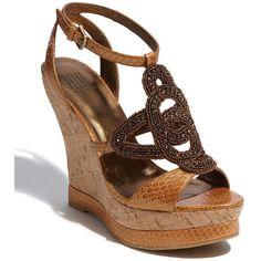 Pelle Moda 'Niland' Wedge Sandal