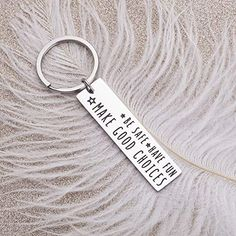 New Driver Keychain for Boyfriend College Student Gifts High School Graduation Keychain for Daughter Son Teenage Girls Boys Birthday Gift Be Safe Have Fun Make Good Choices Going Away for Her Him,... College Student Gifts, College Students, Birthday Gifts For Boys, Boy Birthday, Cool Car Gadgets, Gadget Shop, New Drivers, Massage Tools, Make Good Choices
