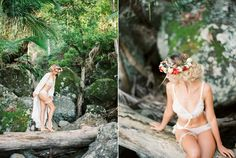 Casey Jane Photography Flowers: @crownofeden Photography Flowers, Bridal Shoot, Gold Coast, Backless, Crown, Jewels, Dresses, Fashion, Vestidos