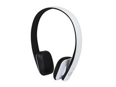 Bluetooth® Hi-Fi On-the-Ear #Headphones with Built-in Microphone- White - Monoprice.com