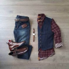 Mens Fashion Smart – The World of Mens Fashion Fashion Mode, Mens Fashion, Fashion Outfits, Fashion Trends, Fashion News, Style Fashion, Mode Hipster, Moda Formal, Casual Outfits