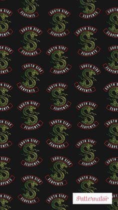 Wallpaper ~ South Side Serpents