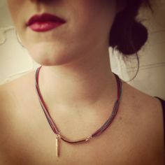 Romantic Necklace by Anne-Marie Chagnon