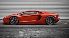 Lamborghni Aventador, great shot!
