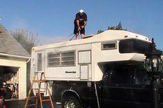 Rebuilding a mobile home
