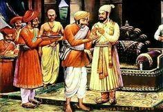 Shivaji Maharaj Painting, B R Ambedkar, Ancient Indian History, Shivaji Maharaj Hd Wallpaper, Mr Perfect, Great King, Indian Paintings, Indian Art, Art Reproductions