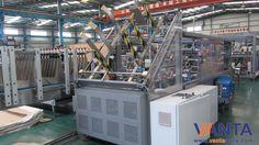 Vanta carton wrap around packer B202 15 packs/min