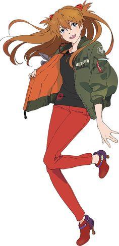 Souryuu Asuka Langley~Neon Genesis Evangelion