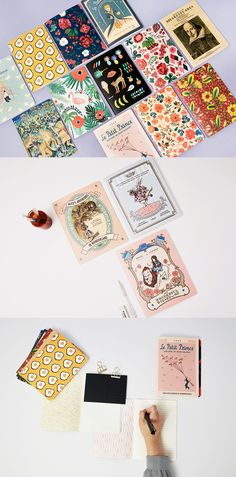 Why bring plain notebooks with boring designs when there are eye-catching and beautiful notebooks like the Fairy Tale Daily Notebook! Writing notes become more fun and delightful!