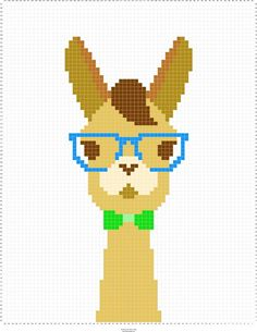 Llama graph for blanket. Stitch Fiddle is an online crochet, knitting and cr… Llama graph for blanket. Stitch Fiddle is an online crochet, knitting and cr…,stitching – Llama & Alpaca Llama graph. Crochet Chart, Pixel Crochet Blanket, Crochet Bags, Crochet Stitches, Cross Stitch Pattern Maker, Cross Stitch Patterns, Cross Stitching, Cross Stitch Embroidery, Pixel Art