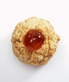 Cashew Thumbprints With Jam Filling recipe