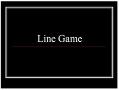 The Line Game - Students are matching 2 points to a line, slope and y-intercept to a line, equation to a line, x- and y-intercept to a line, and slope and a point to a line. Line Game, Algebra 2, Small Groups, Lesson Plans, Teaching Resources, Equation, Students, Classroom, How To Plan