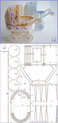 (1) - oficina avançada para a fabricação de carrinho de bebê feito de papelão |  mãos loucas
