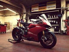 1199 Ducati Passione Rossa