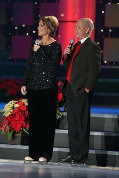 Olympic gold medalists and cancer survivors Dorothy Hamill and Scott Hamilton hosting Kaleidoscope 2010