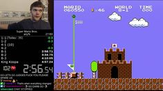 Darbian has broken the Super Mario Bros. world record speedrun time again - achieves the first 4:56 run by a human previously thought to be nearly impossible