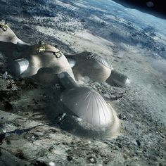 Europe's Next Space Chief Wants a Moon Colony on the Lunar Far Side