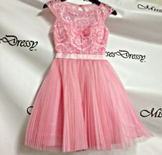 We can't get enough of embellishments #Dressoftheday  Shop it at www.MissesDressy.com