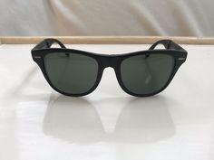 8883930cfae Ray Ban Vintage B amp L Folding Wayfarer II W0871 Sunglasses Rare  fashion   clothing