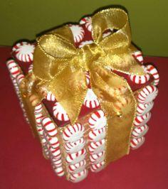 """Christmas """"Center Gems"""""""