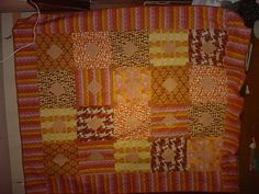 Queen Size Quilt /Double Size Quilt  90 by pamscrafts7631 on Etsy