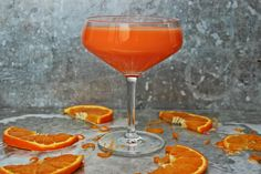 Aperol Orange Creamsicle - I have a major summer obsession with Aperol! I love drinking the classic Aperol Spritz but I also love making creative cocktails with this lovely spirit.