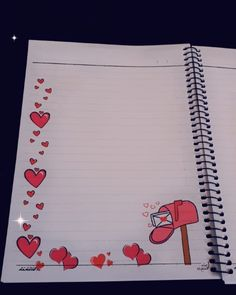 File Decoration Ideas, Page Decoration, Boarder Designs, Page Borders Design, Bullet Journal Writing, Bullet Journal Ideas Pages, Drawing Borders, Notebook Cover Design, Art Drawings For Kids