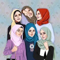 Best Friend Sketches, Friends Sketch, Best Friend Drawings, Girly Drawings, Beautiful Girl Drawing, Cute Girl Drawing, Cartoon Girl Drawing, Cartoon Girl Images, Cute Cartoon Girl