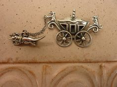 Fabulous Vintage Taxco Mexico 1940s Sterling Silver Margot de Taxco Signed…