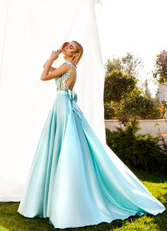 Ball Gowns, Formal Dresses, Design, Fashion, Fitted Prom Dresses, Moda, Formal Gowns, Ballroom Dress