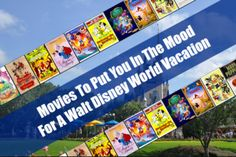 50+ Movies To Put You In The Mood For A Walt Disney World Vacation | Walt Disney World For Grownups | Bloglovin'