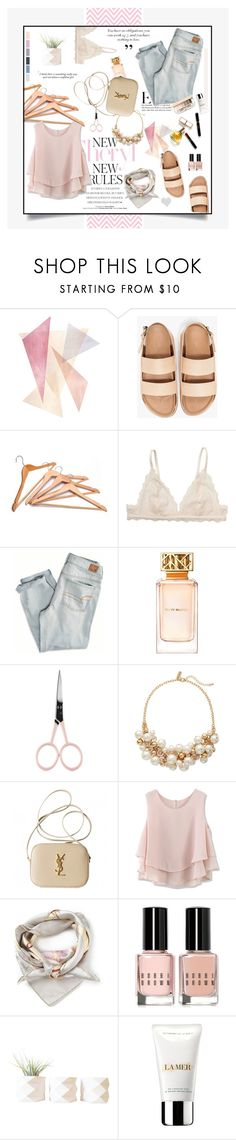 """""""Below The Sky"""" by it-is-just-me ❤ liked on Polyvore featuring Libertine, Seed Design, Monki, American Eagle Outfitters, Tory Burch, Anastasia Beverly Hills, Jane Iredale, The Limited, Yves Saint Laurent and Haze"""