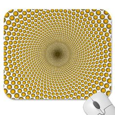 Spiral of Smiley Faces: Mousepads from http://www.zazzle.com/smiley+face+mousepads