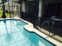 Quality Pool Safety Fences - BabyBarrierCFL
