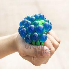 eğlenceli ve rahatlatıcı bu stres topu çocuktan büyüğe tüm yaşa hitap etmektedir stres atmanızı sağlarken el egzersizi yapmanızıda sağlarSqueezy TopuSlime Stres Balonu Büyük Boy - Stre Topu -Beyin Şekilli Stres Topu