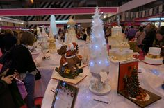 Some of our students cakes from Cake International #cake #cakes #cakedecorating