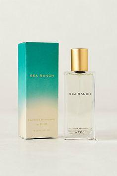 Yosh Eau De Parfum at anthropologie. SEA RANCH SMELLS SO GOOD. // want so bad.
