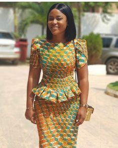Looking for inspiration of beautiful African fashion dress styles to rock to your event. Best African Dresses, African Traditional Dresses, Latest African Fashion Dresses, African Print Dresses, African Print Fashion, Africa Fashion, African Attire, African Dress Designs, African Fashion Designers