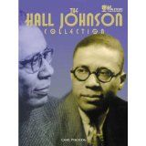 """The Hall Johnson Collection,"" score/album cover, 2003"