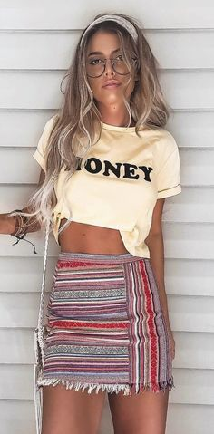 855d97d35ab  winter  outfits white and black Honey boat-neck crop top Hipster Outfits  Winter