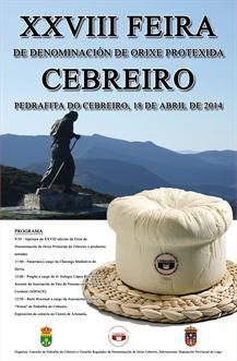 XXVIII Feira do Queixo do Cebreiro en Pedrafita do Cebreiro #quiexo #galicia