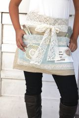 she loves her journey apron