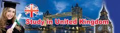 Study in United kingdom contact Sowrya Consultancy  www.sowrya.com
