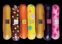 Must start devising some eclair recipes!