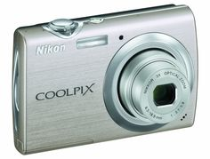 Nikon Coolpix S230 10MP Digital Camera with 3x Optical Zoom and 3 inch Touch Panel LCD (Warm Silver) > Price:$160.00 > Click on the image for details and offers. Nikon Cameras, Silver Prices, Nikon Coolpix, Fujifilm Instax Mini, Digital Camera, Plum, Touch, Image, Digital Cameras
