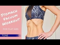 Looking for the ultimate flat tummy workout? This routine destroys fat with a combination of flat belly exercises! When you have had a busy schedule and you are overwhelmed, it's almost impossible to find time for a workout Tummy Workout, Belly Fat Workout, Tummy Exercises, Abdominal Workout, Transverse Abdominal Exercises, Waist Workout, Belly Fat Burner Fast, Stomach Vacuum, Vacuum Abs