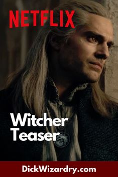 Netflix has given us a teaser for the Witcher series that will be coming to their streaming platform this year Best Series, Best Tv Shows, Favorite Tv Shows, Movies And Tv Shows, Netflix Movies, Movie Tv, Fantasy Tv Series, Superhero Tv Shows, Disney Plus