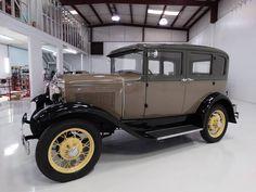1930 Ford Model A Fordor Sedan (Briggs) - Image 1 of 15