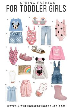 Spring Fashion For Toddler Girls 2019 Spring Fashion Toddler Girl Baby Girl Fashion HM Nordstrom Old Navy The post Spring Fashion For Toddler Girls 2019 appeared first on Toddlers ideas. Toddler Girl Style, Toddler Girl Outfits, Toddler Fashion, Baby Outfits, Kids Outfits, Kids Fashion, Girl Toddler, Disney Outfits Girls, Toddler Hair